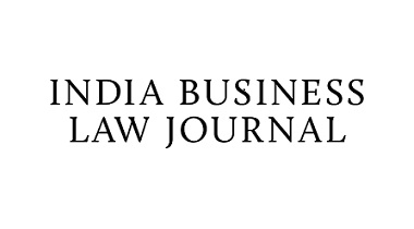 IBLJ (India Business Law Journal)