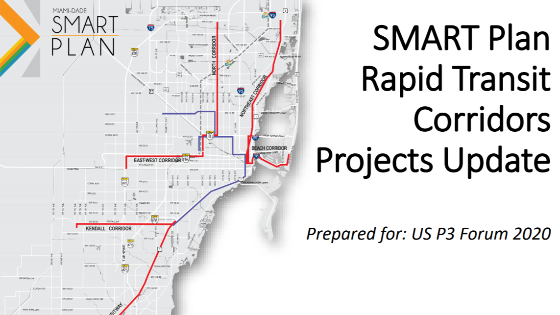 SMART Plan Rapid Transit Corridors Project Update
