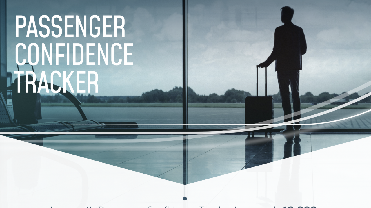 Passenger Confidence Tracker: Infographic