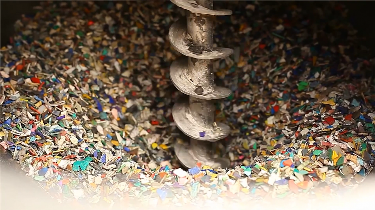 Plastic with a purpose