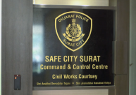 Safe City Solutions - Surat City Police