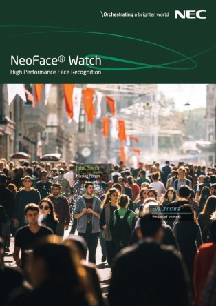 NeoFace Watch