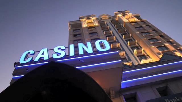 Intelligent Surveillance Solutions for Casinos, Hospitality & Leisure