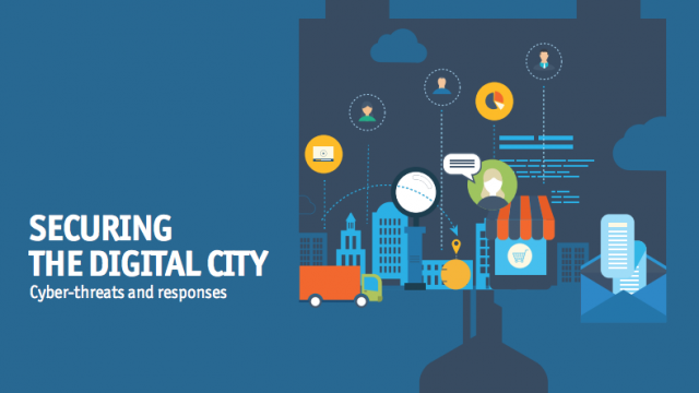 Securing the digital city: Cyber-threats and responses