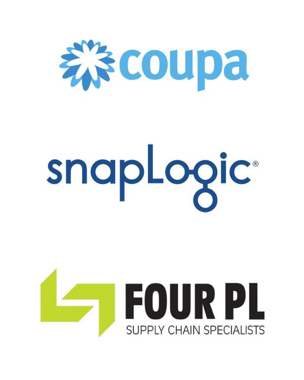 Coupa, SnapLogic, FourPL
