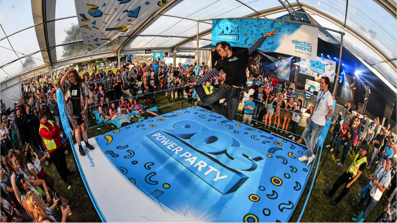 Amplifying experiential – Turn audiences into advocates through the power of live experience