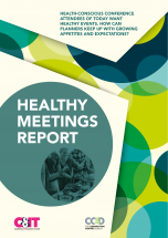 Healthy meetings report