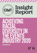 Achieving racial diversity in the events industry 2020