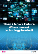 The evolution of event tech: don't be left behind