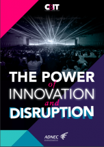 The power of innovation and disruption