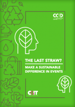 Make a sustainable difference in events