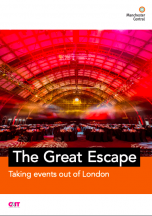 The Great Escape: Taking events out of London
