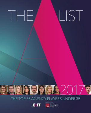 A-List 2017 - The Top 35 UK Agency Planners Under 35