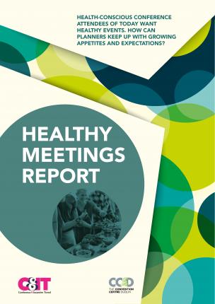 Healthy meetings report