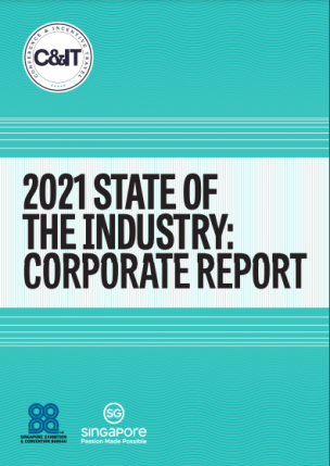 2021 State of the Industry: Corporate report