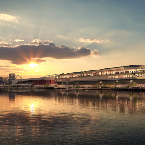 A first look at ExCeL's new expansion