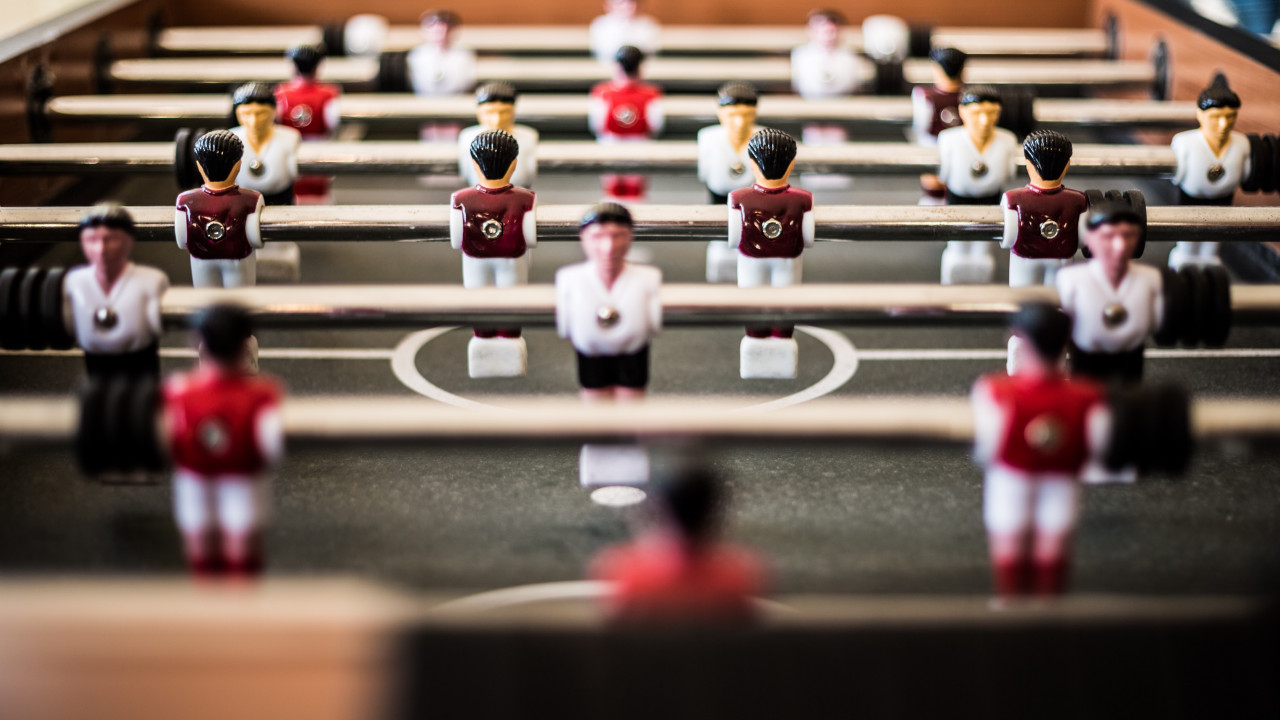 A shared vision of success: organising your business around a new team model