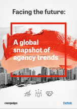 Facing the future: A global snapshot of agency trends