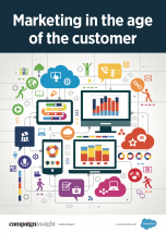 Marketing in the age of the customer