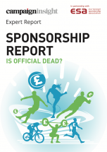 Sponsorship report - Is official dead?