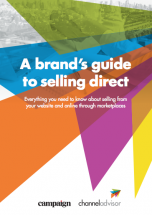 A brand's guide to selling direct