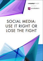 Social media: Use it right or lose the fight