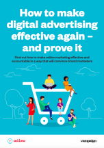 How to make digital advertising effective again – and prove it