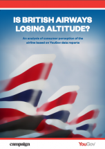 Is British Airways losing altitude?