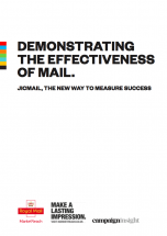 Demonstrating the effectiveness of mail