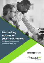 Stop making excuses for poor measurement