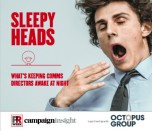 Find out why comms professionals can't sleep