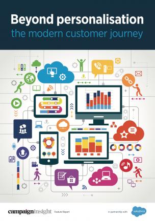 Beyond personalisation - the modern customer journey