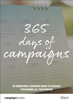 20 marketing campaign ideas to engage consumers all year round