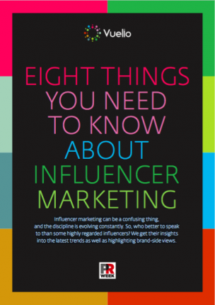 Eight things you need to know about influencer marketing