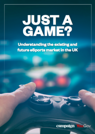 Just a game? Understanding the existing and future eSports market in the UK