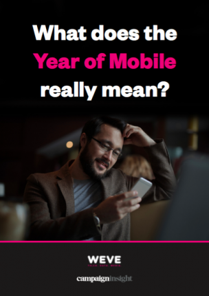 What does the Year of Mobile really mean?
