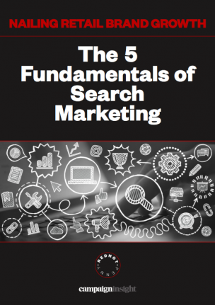 Nailing retail brand growth: The 5 fundamentals of search marketing