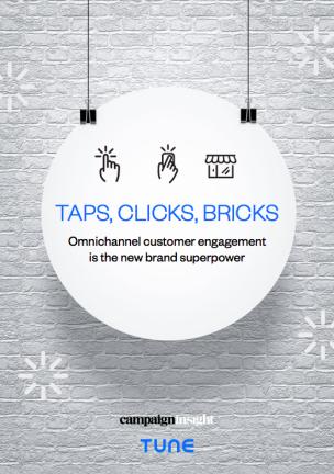 Taps, Clicks, Bricks: Omnichannel customer engagement is the new brand superpower