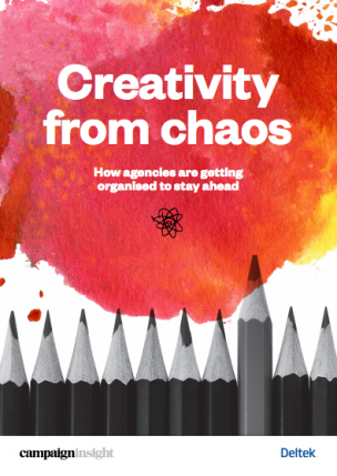 Creativity from chaos: How agencies are getting organised to stay ahead