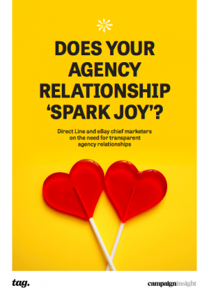 Does your agency relationship 'spark joy'?