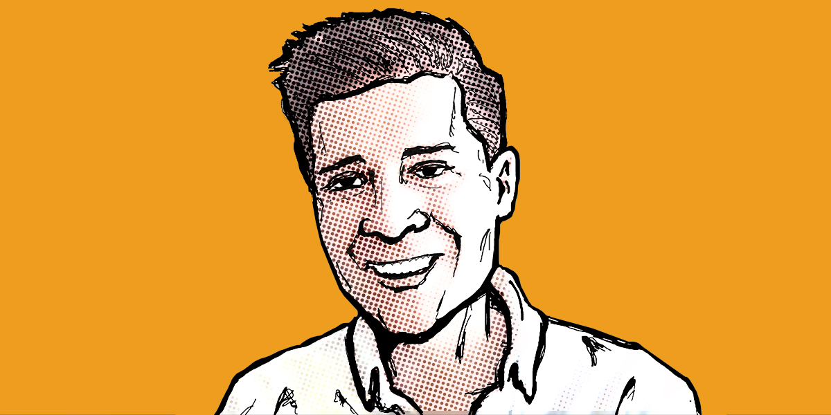 Building Brands: P&G's Matt Thomas on legacy, listening to consumers and growing a beard
