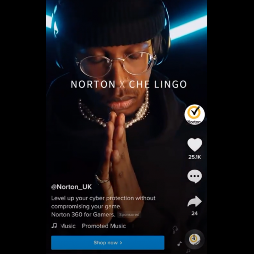 How Norton sold antivirus software to online gamers
