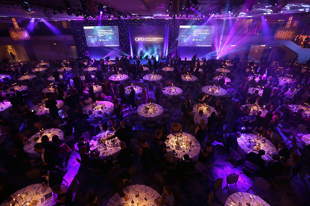 Masterclass: How to win a CIPD People Management Award