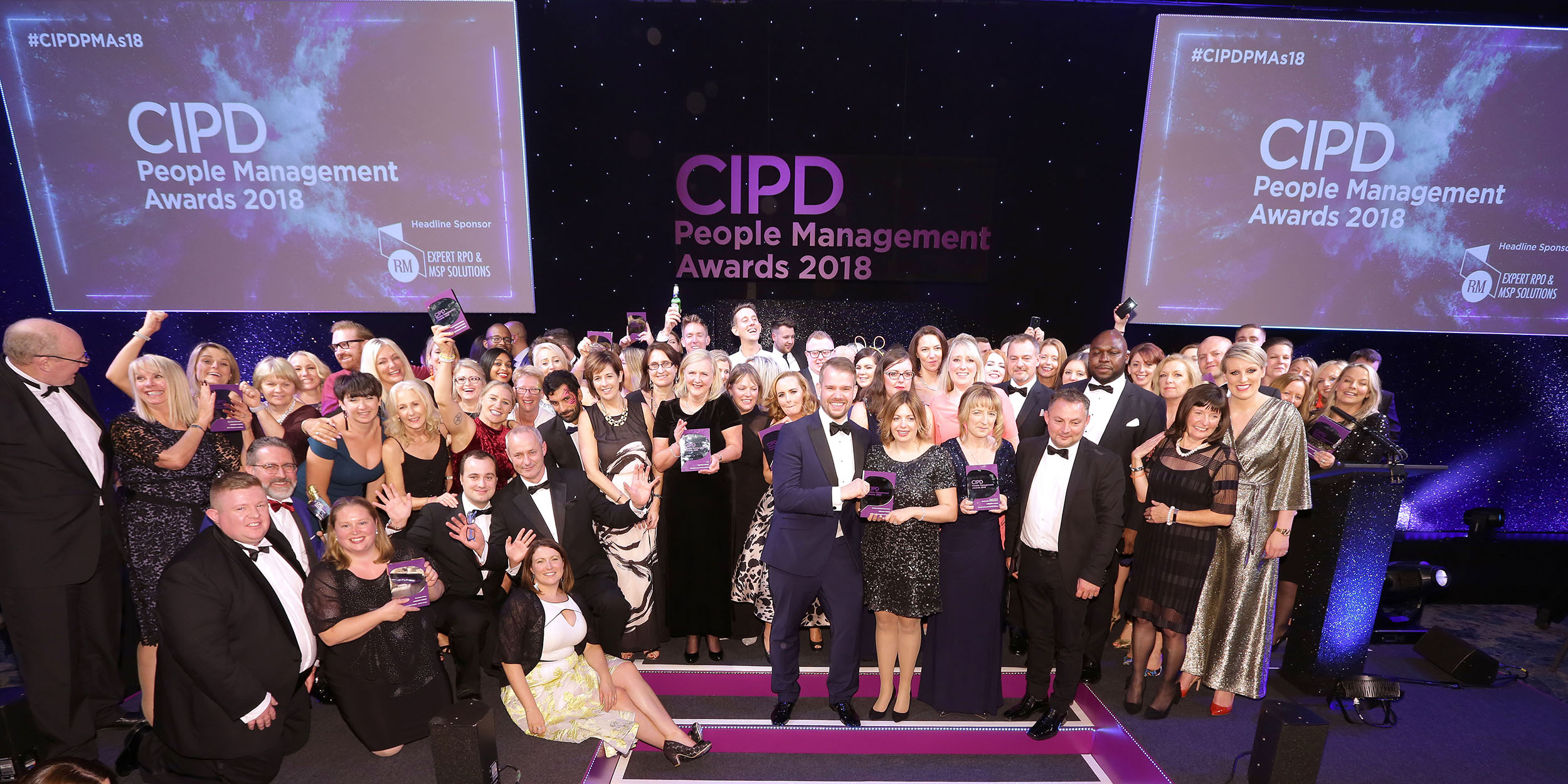How to be a CIPD People Management Awards winner