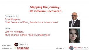 Mapping the journey: HR software uncovered