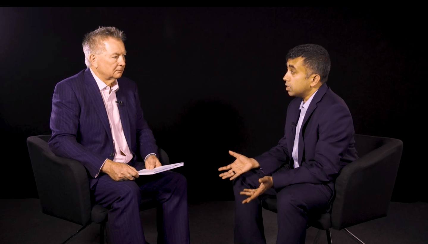 Interview - Everyone has an Achilles heel: The new security paradigm