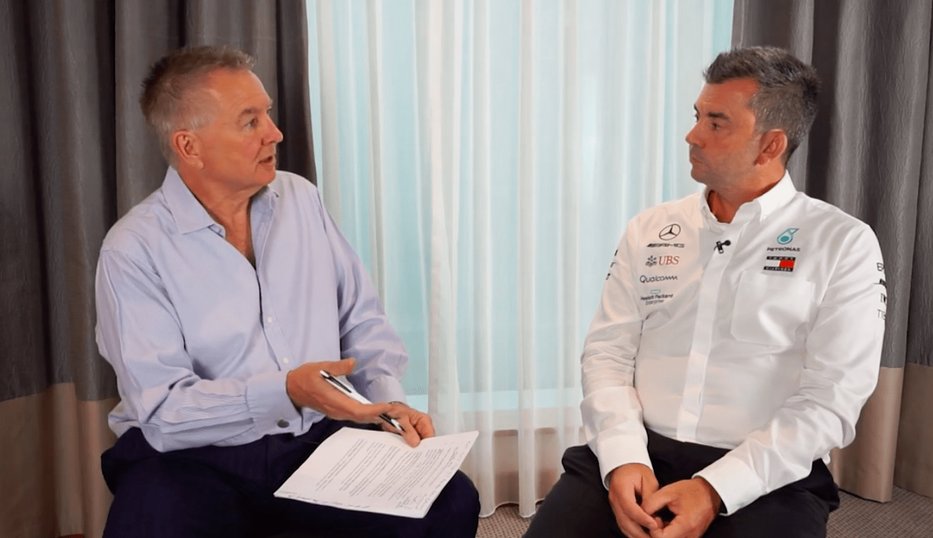 Interview - Formula 1 racing and stopping breaches