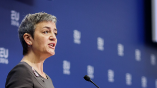 Dealcast: Commissioner Vestager Interview