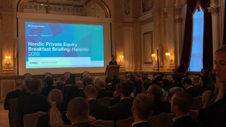 Interviews and insights from the Nordic Private Equity Breakfast Briefing in Helsinki