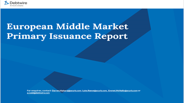 European Middle Market Primary Issuance Report